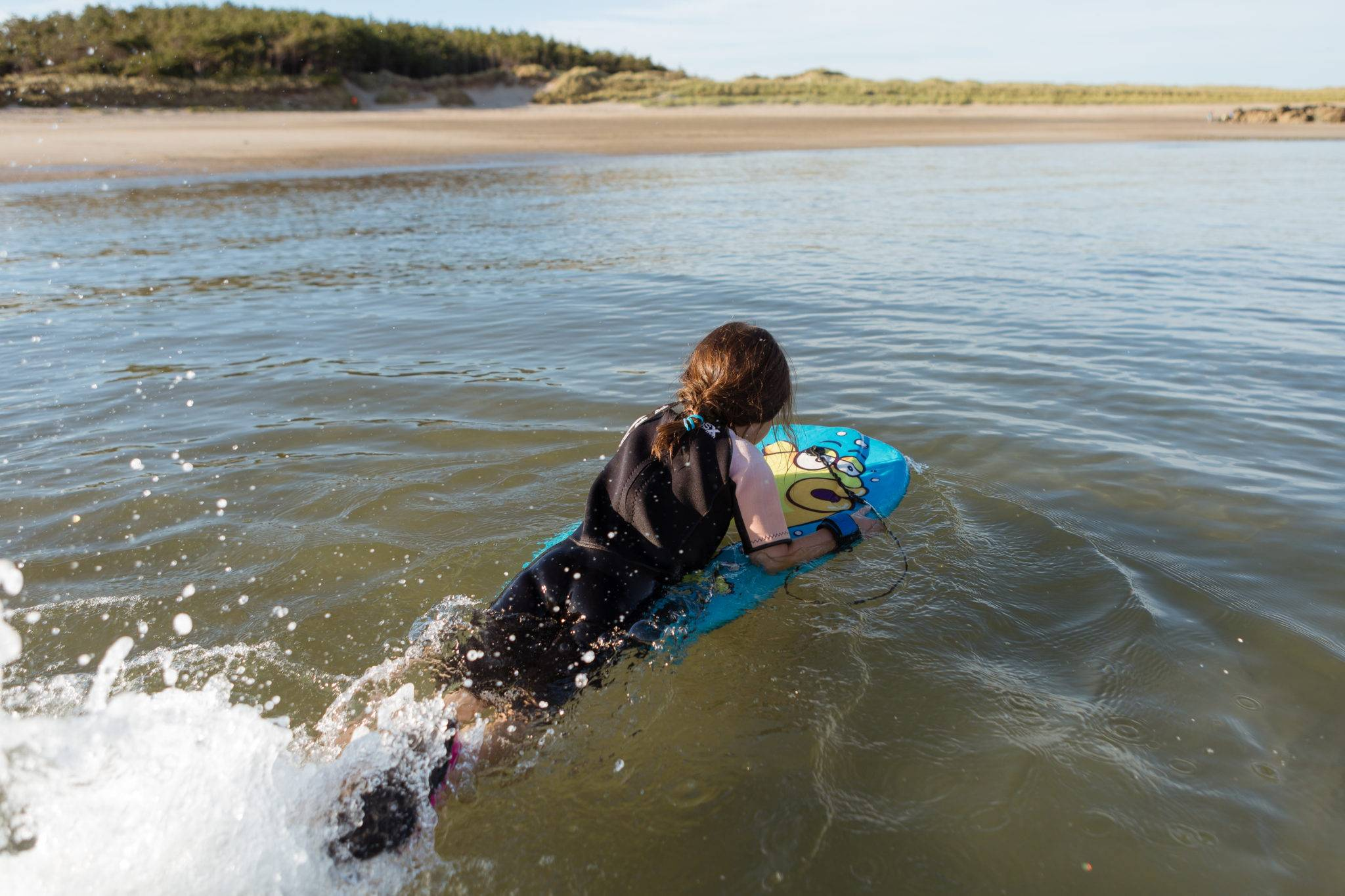 silver-bay-holiday-village-anglesey-busy-bayers-bodyboard-water-fun