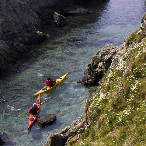 silver-bay-holiday-village-anglesey-canoeing