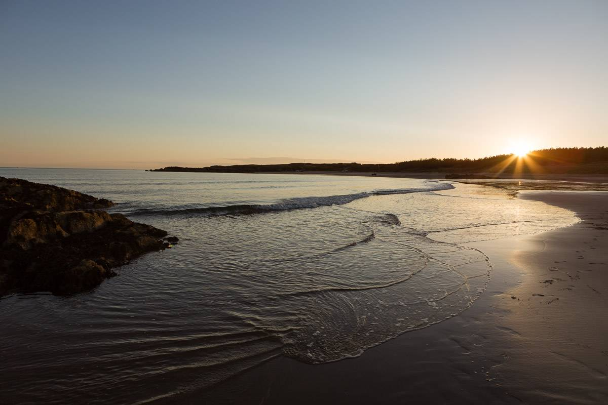 silver-bay-holiday-village-anglesey-dusk-sunset-silver-bay