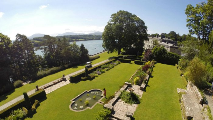 Plas newydd anglesey north wales