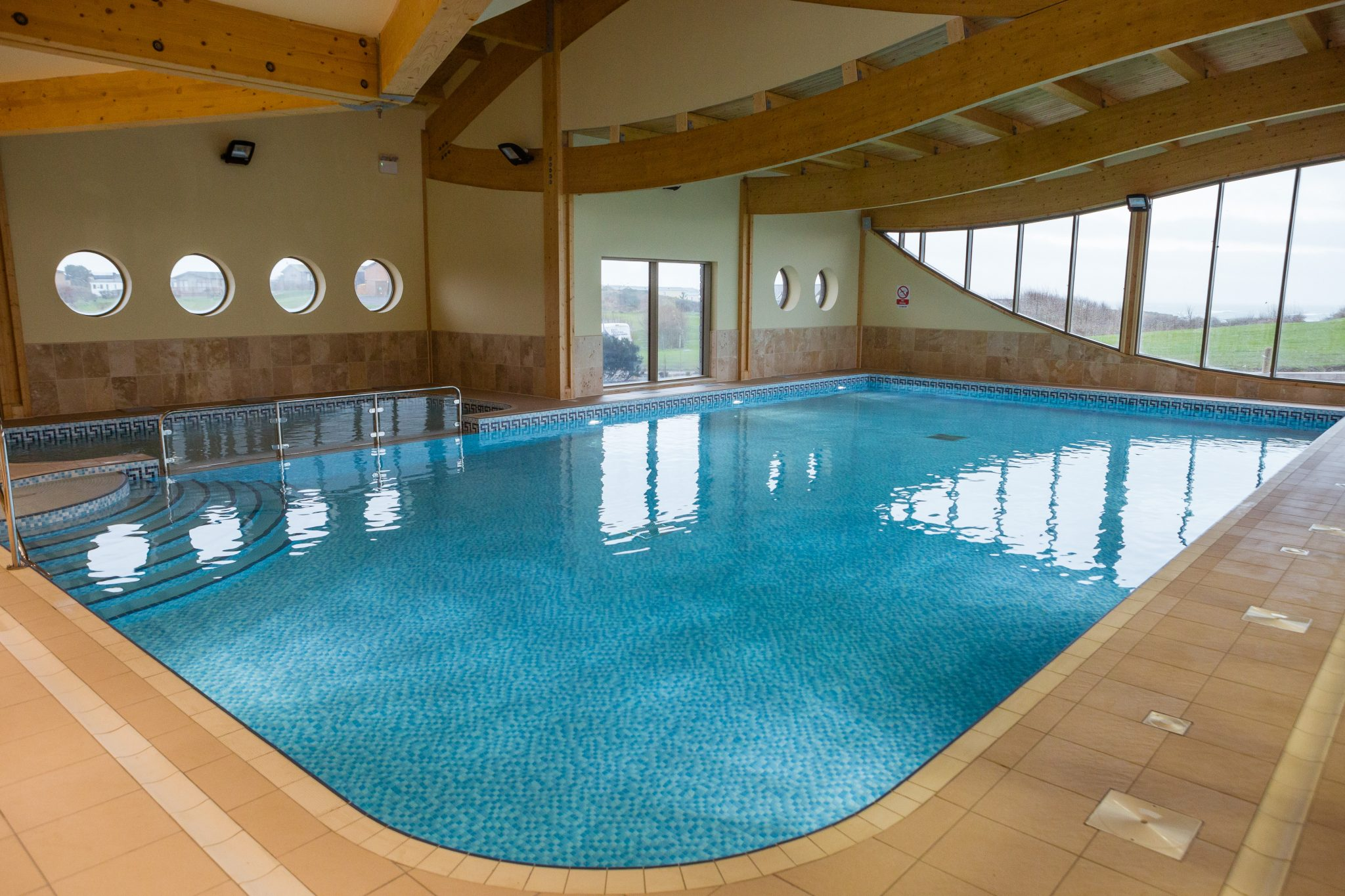 The Spa at Silver Bay Holiday Village - Pool