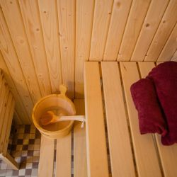 Silver Bay Spa and Leisure Complex - Sauna Room