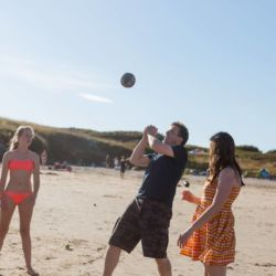 silver-bay-holiday-village-anglesey-beach-volley