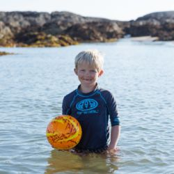 silver-bay-holiday-village-anglesey-busy-bayers-ball-boy-sea