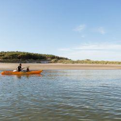 silver-bay-holiday-village-anglesey-busy-bayers-canoeing-summer-fun-beach