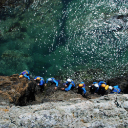 silver-bay-holiday-village-anglesey-busy-bayers-coasteering