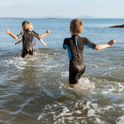 silver-bay-holiday-village-anglesey-busy-bayers-run-ocean-water-fun