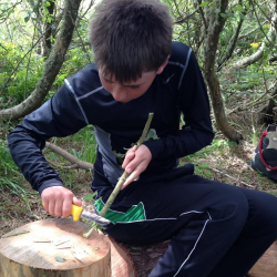 silver-bay-holiday-village-anglesey-busy-bayers-survival-skills