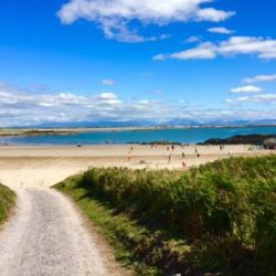 silver-bay-holiday-village-anglesey-hires-beach