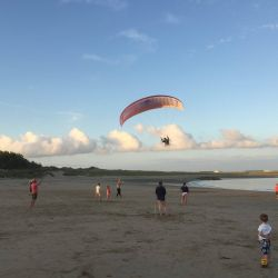 silver-bay-holiday-village-anglesey-landing-beach