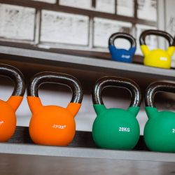 silver-bay-holiday-village-anglesey-spa-and-leisure-weights-kettlebells-in-colour