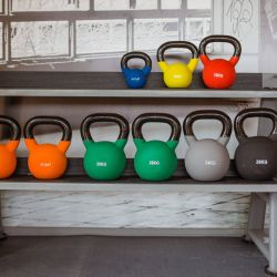 silver-bay-holiday-village-anglesey-spa-and-leisure-weights-kettlebells