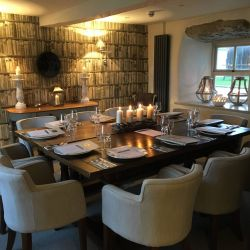 silver-bay-holiday-village-anglesey-the-deck house-private-dining-table