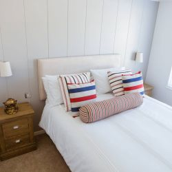 silver-bay-holiday-village-luxury-lodges-anglesey-master-bedroom